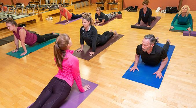 Workout fads come and go, but no other form of exercise is as enduring as yoga.