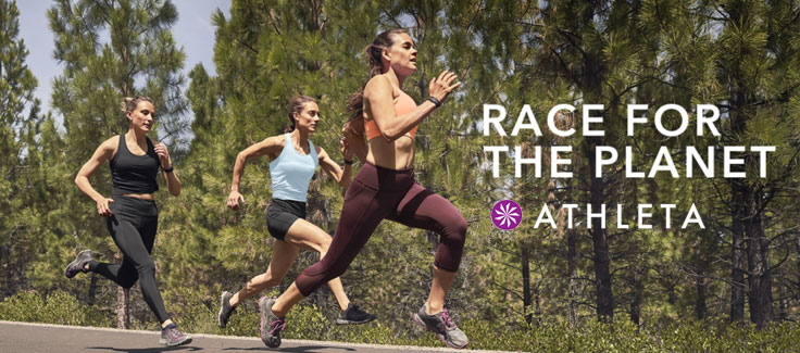 Athleta Race For The Planet